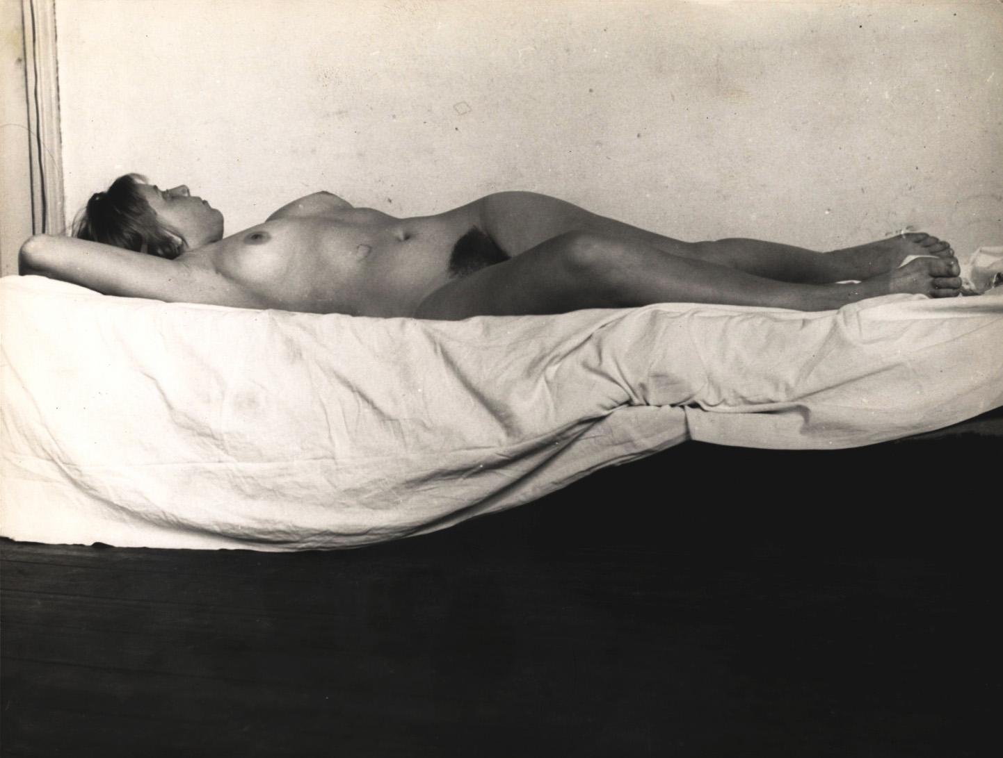Wally Elenbaas-Eva ,1955