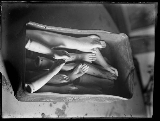 Wally Elenbaas-The Arms 1938-39