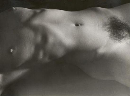 Wally Elenbaas - Liggend naakt,1953-55