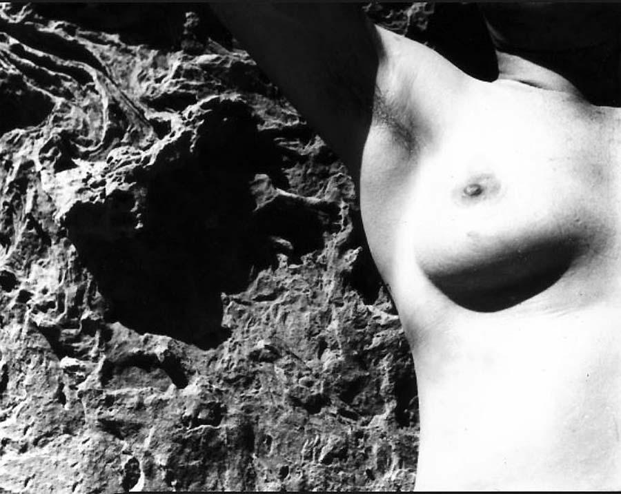 Wally Elenbaas Naakt ( nu) 1956 1957