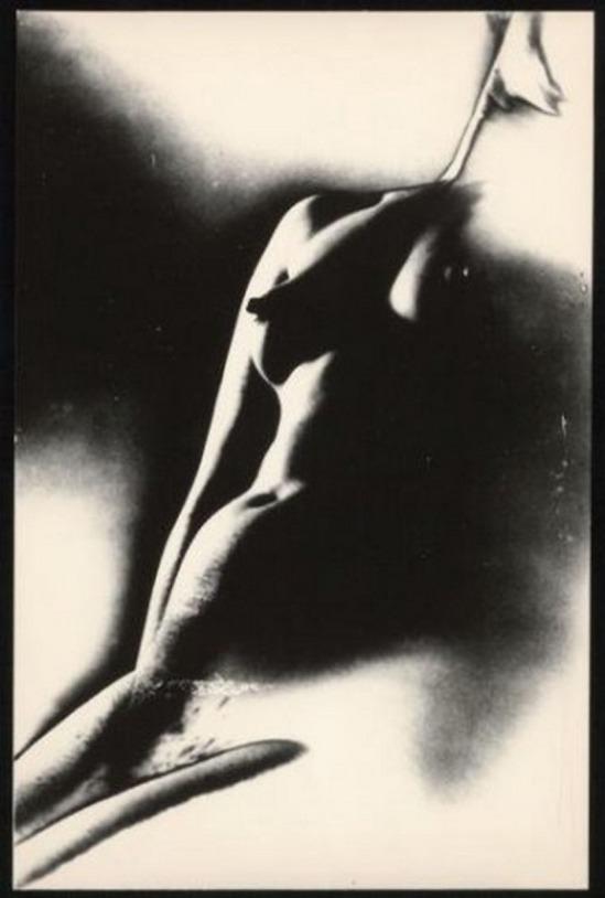 Wally Elenbaas - Naakt, Amsterdam,1938
