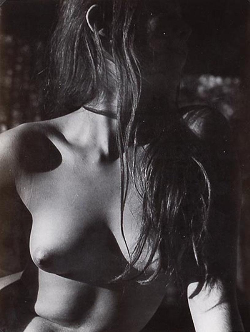 Wally Elenbaas -Naakt ( Nu),  1950