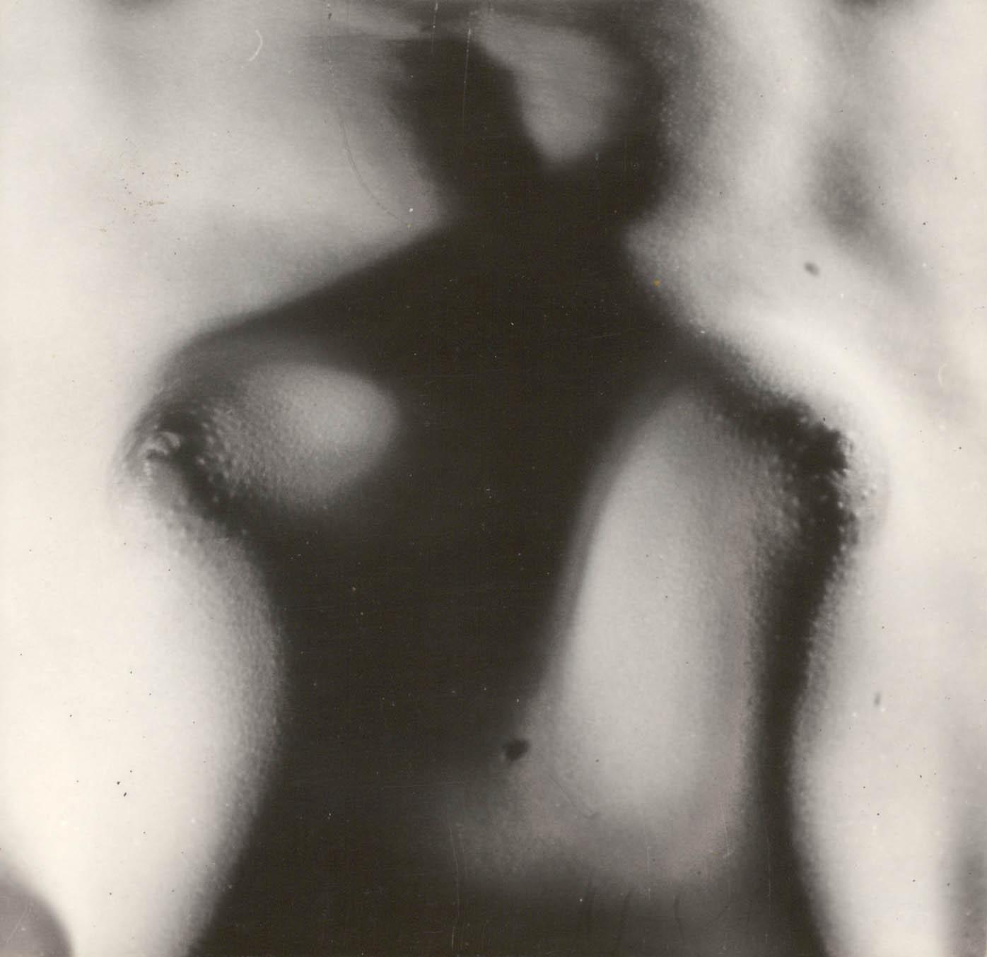Wally Elenbaas- Nu avec ombre ,1953-1955