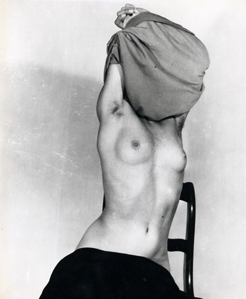 Wally Elenbaas - Zonder Titel, 1960. Collectie Gemeentemuseum Den Haag