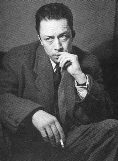 albert camus getty image