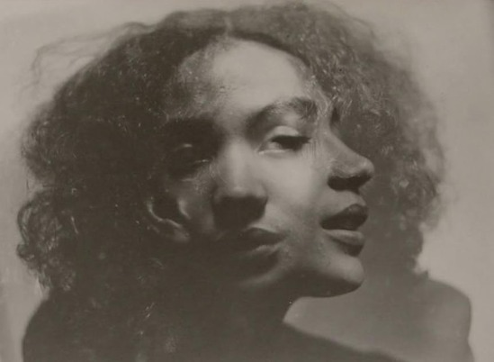 Alexander ( Hammid) Hackenschmied-  Rita,woman, in double vision, 1942