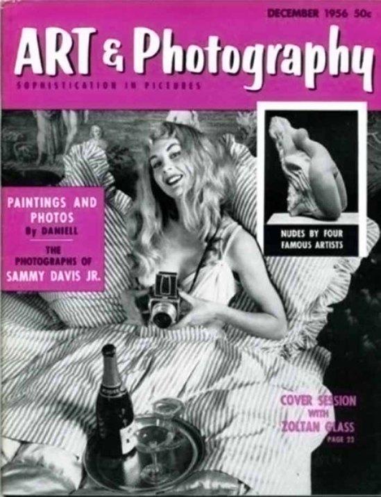 Art et photographie décembre 1956