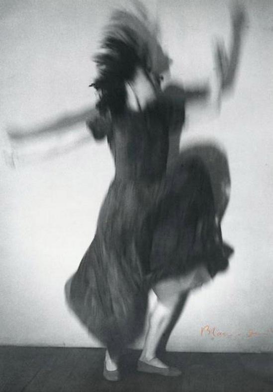 Blanc et Demilly-Danseuse, vers 1933