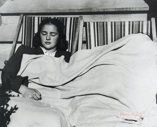 Blanc et Demilly- La fiancée clandestine, vers 1945-1950