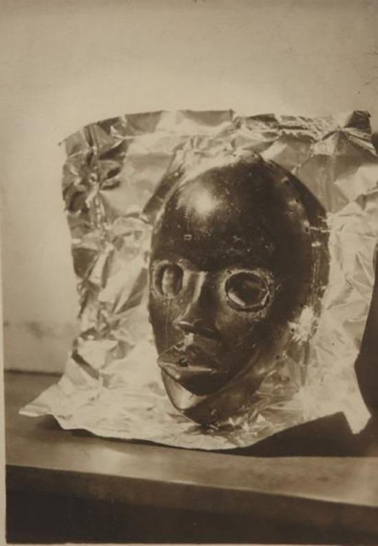 Blanc & Demilly Masque, c. 1935