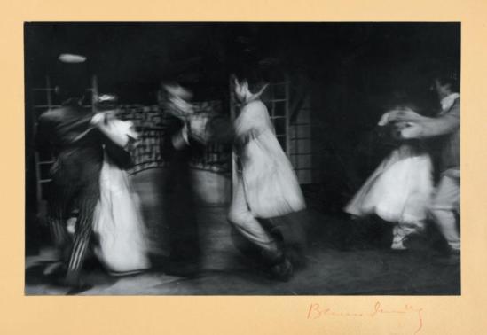 Blanc et Demilly-Mouvements, vers 1952