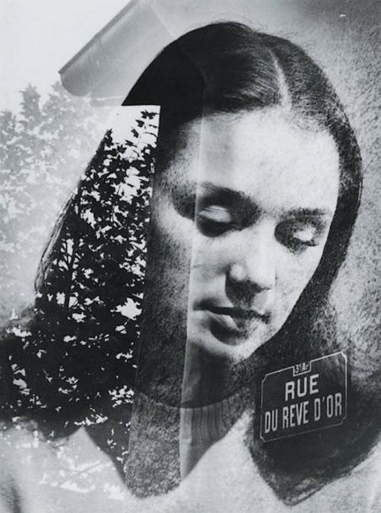Blanc et Demilly-Rue du Rêve d'or, vers 1945-1950 Photomontage