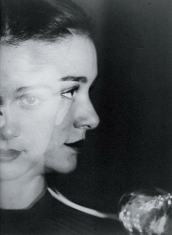 Blanc et Demilly-Visages vers 1945-1950