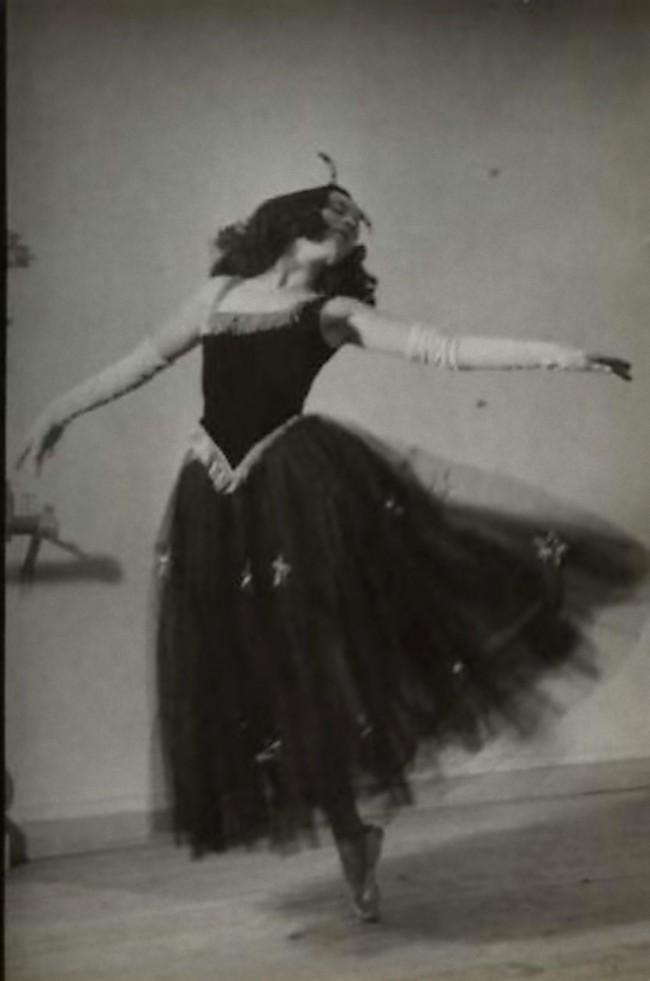 Brassaï Diaghalev Dancer 1930
