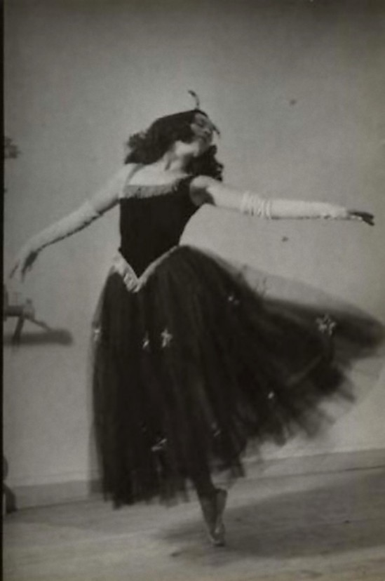 Brassaï Diaghalev Dancer 1930