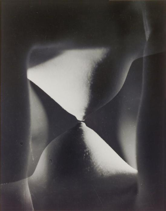 Edwin Blumenfeld -Double Breast, 1948