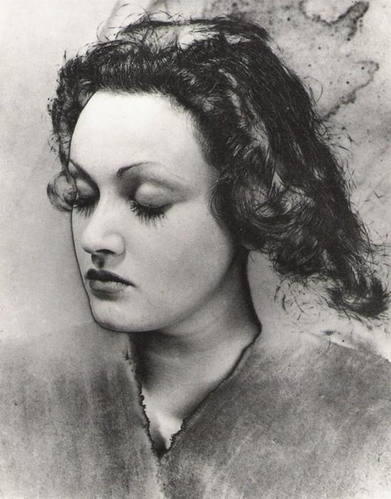 Erwin Blumendeld- Portrait de Manina, 1942