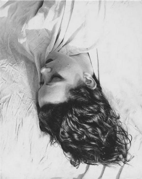 Erwin Blumendeld- Portrait de Manina, vers 1936