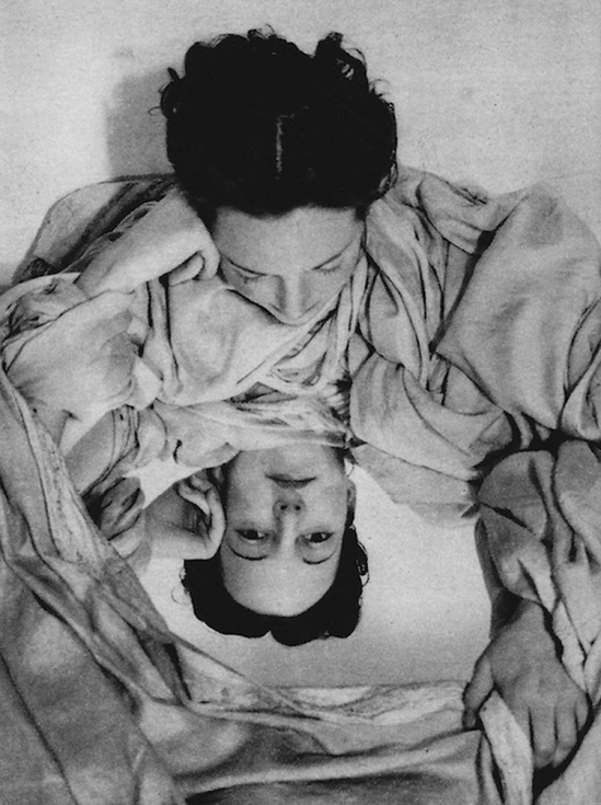Erwin Blumenfeld - Know Thyself, Coronet Magazine, December 1939