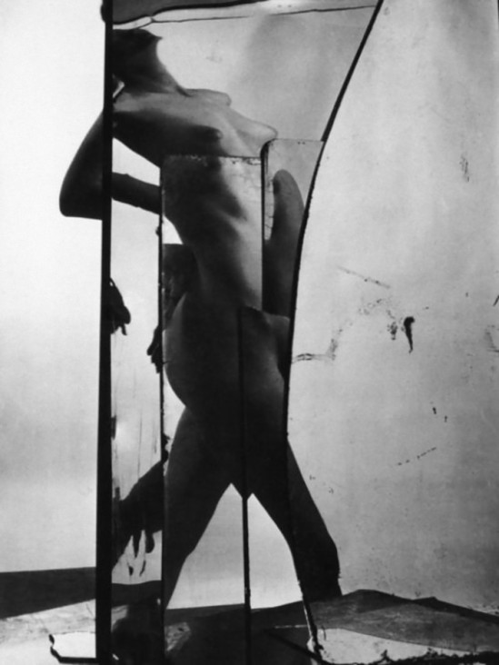 Erwin Blumenfeld mirror