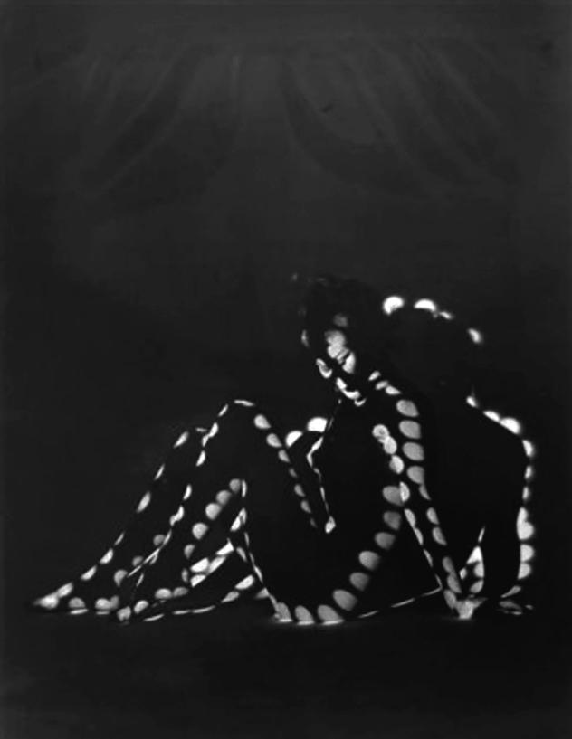 Erwin Blumenfeld, New York, 1952