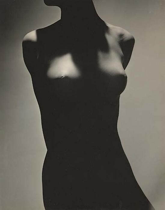 Erwin Blumenfeld - Nude study, 1948