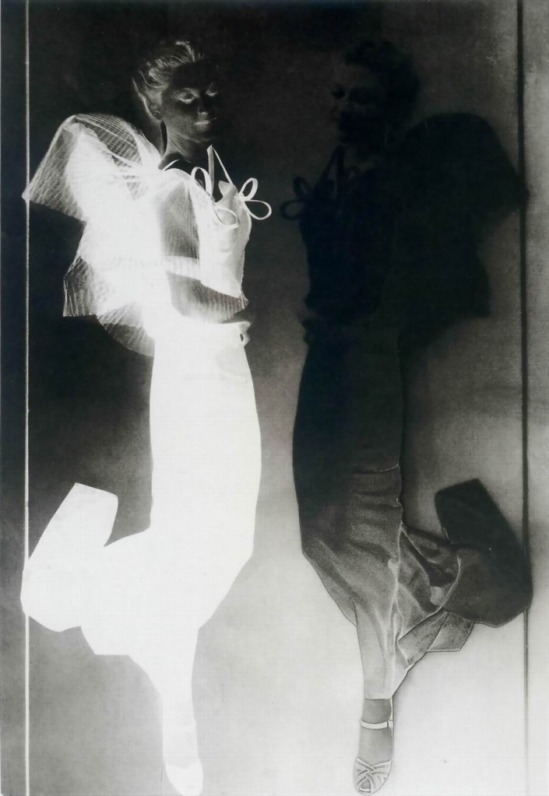 Erwin Blumenfeld- solarization - 1938
