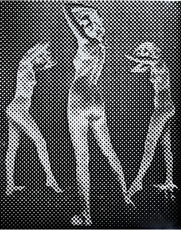 Erwin Blumenfeld-Untitled 1952