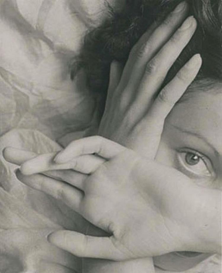 Erwin Blumenfeld- Untitled, Paris, 1937