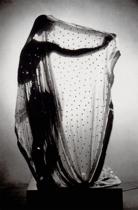 Erwin Blumenfeld -Veiled dancer, c.1933 Froù the Book Erwin Blumenfeld His Dutch Years (1918-1936) Ed. The Hague Museum of Photography, The Hague, 2006