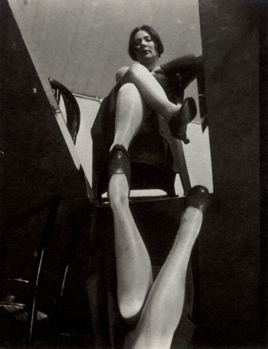 Erwin Blumenfield- Charley Toorop, c. 1932
