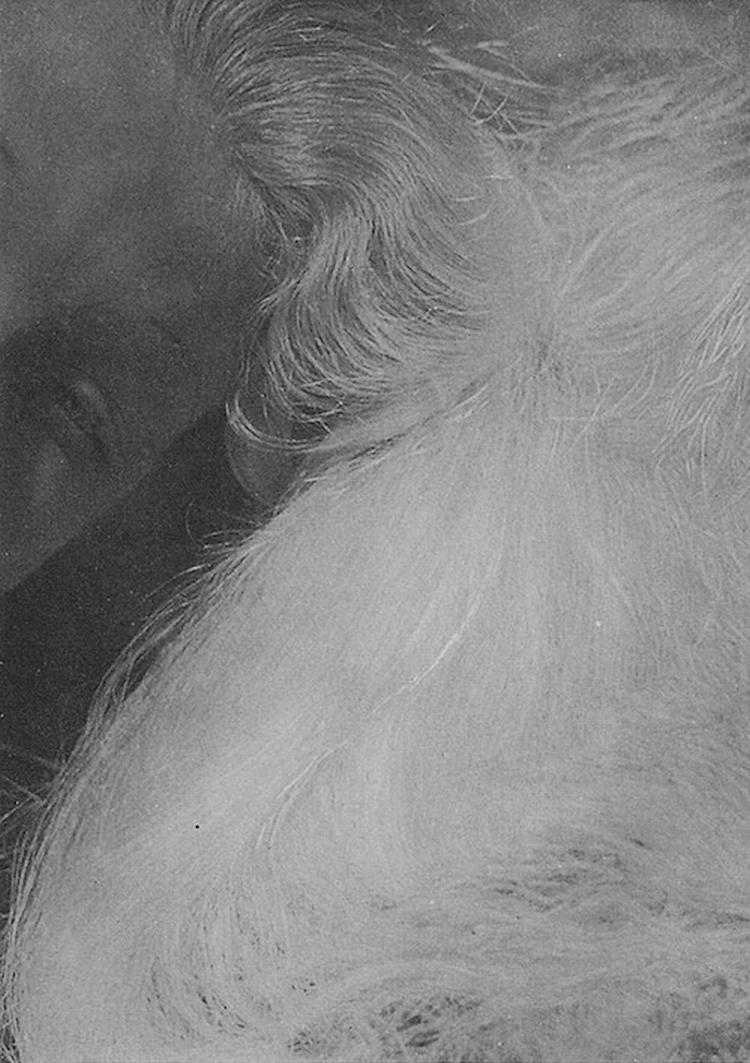 Erwin Blumenfield- Chevelure Coronet Magazine, January 1938