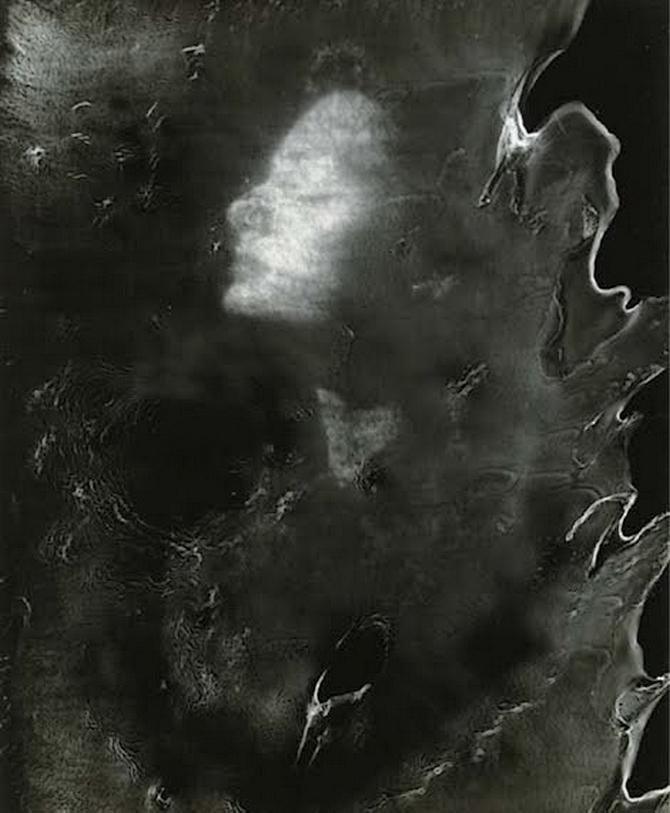 Erwin Blumenfield- Portrait New York, 1950
