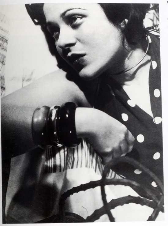 Florence Henri- Portrait Lucia Moholy, c1929