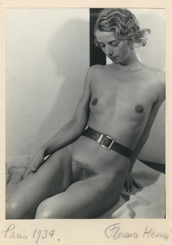 Florence Henri - Honor, 1934 1