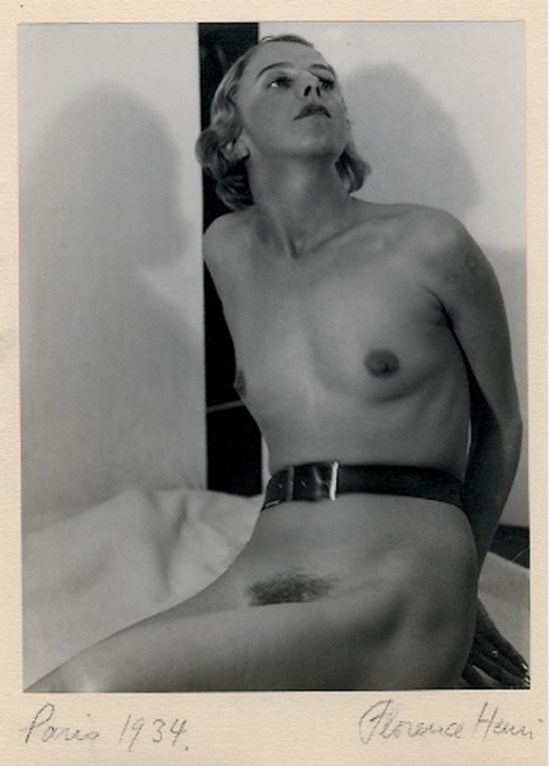Florence Henri - Honor ,1934 3
