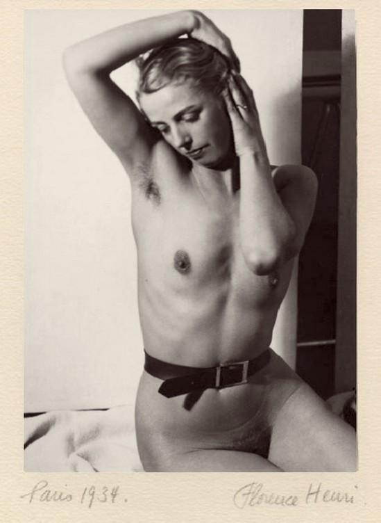 Florence Henri - Honor, 1934 5