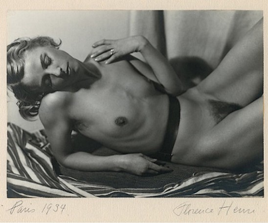 Florence Henri - Honor, 1934