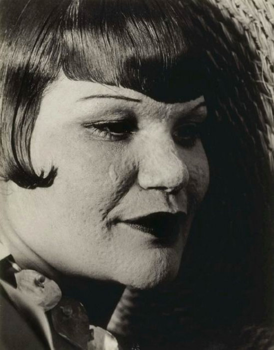 Florence Henri, Portrait composition, 1930