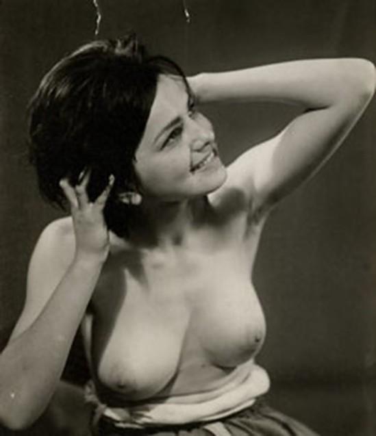Josef Sudek - Nude, 1940s_e