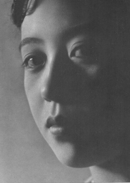 Katsuji Fukuda-portrait-, 1937 from the book How to Photograph Women. Japan ARS