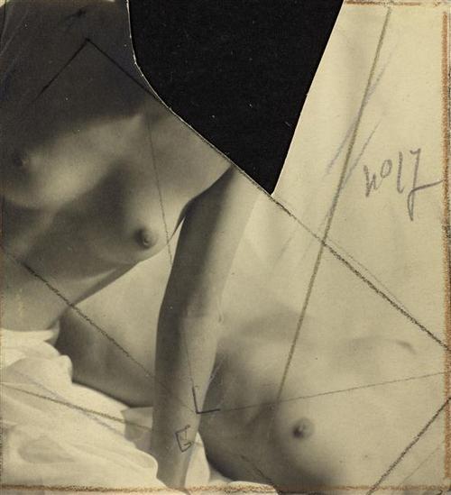 Laure Albin Guillot - Etude pour La Cantate du Narcisse (Paul Valery), 1941