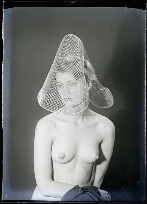 Man Ray - Lee Miller  vers 1930