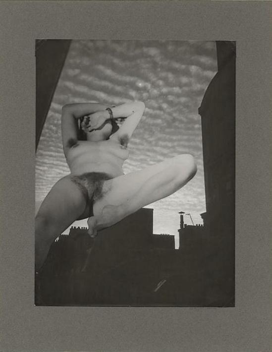Marcel Bovis- photomontageLe rêve passe , nd