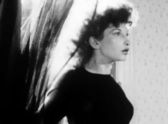 Meshes of the Afternoon ,1943, (dir. Maya Deren and Alexander Hamid).