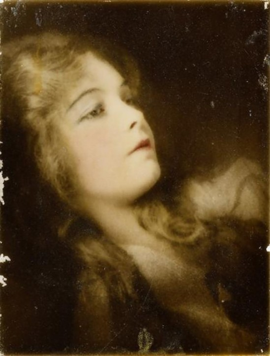 Nell Dorr-[Portrait of Lillian Gish], ca. 1930