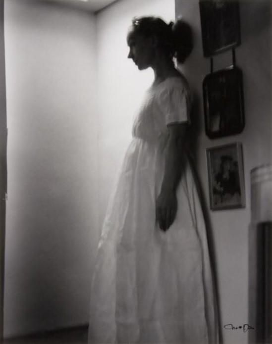 Nell Dorr-Pregnant, 1937 from mères et filles , 1954