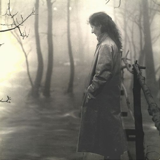 Nell Dorr -Self Portrait , nd