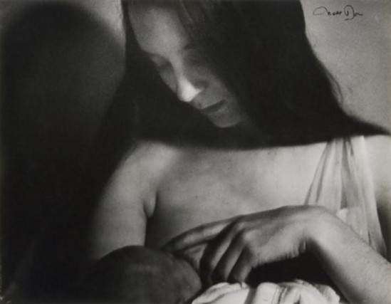 Nell Dorr-Silent Hour, ca. 1968 from the book Of Night and DayGreenwich, CT, New York Graphic Society , 1968