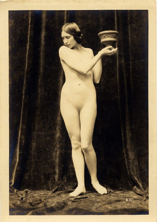 The Actress, Olive Ann Alcorn, by Xan Stark for Alta Studios, 1920s